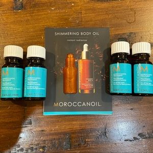 Moroccanoil Hair Care And Body Travel Products